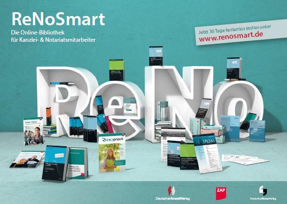 10x mehr Wissen für Ihr Geld – mit ReNoSmart!