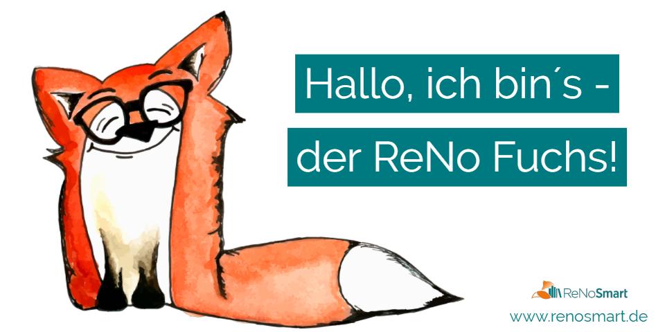 Der ReNo Fuchs ist da!