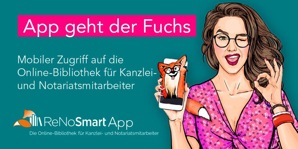 Appsolut schlau und mobil – Tipps und Tricks, wie Sie die ReNoSmart App besser nutzen