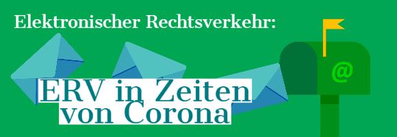 Gratis-Download: PDF-Broschüre zum ERV 2/2020 – ERV in Zeiten von Corona