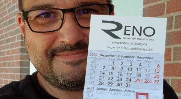 Kalender für 2021 stehen zur Reservierung bereit!